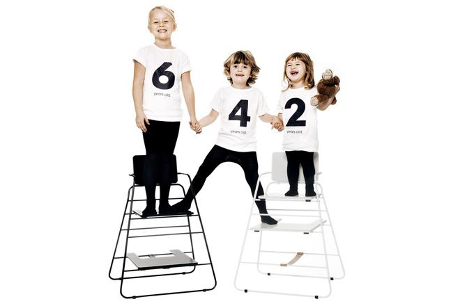 Funkční kusy nábytku: stolujeme s dětmi