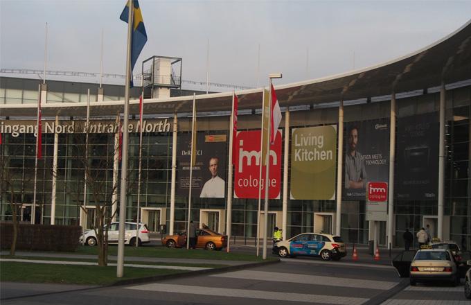 Videoreportáž z veletrhu IMM v Německu