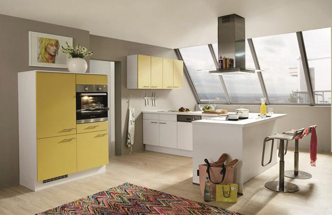 Naturel EASY: Moderní kuchyně v trendy designu