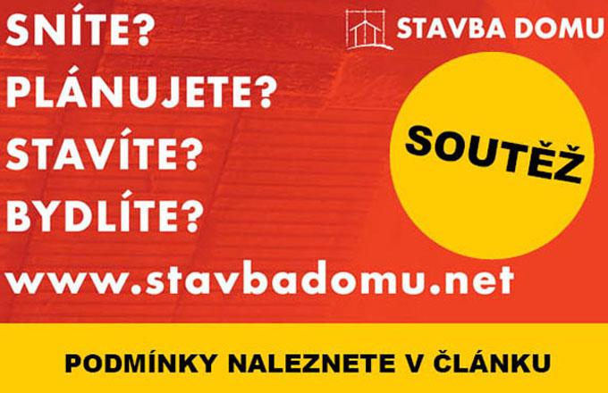 SOUTĚŽ: vyhrajte se STAVBADOMU.NET!