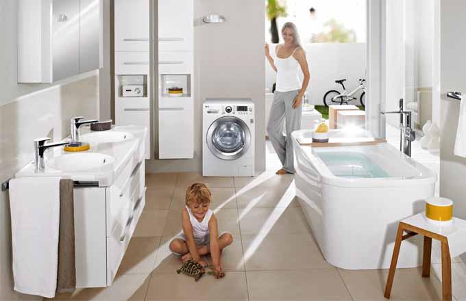 Několik tipů na pračky se sušičkou