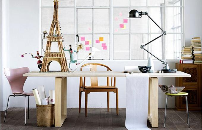 Zařizujeme produktivní pohodlí v pracovně