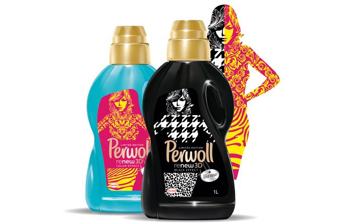 Perwoll: módní limitovaná edice 2016