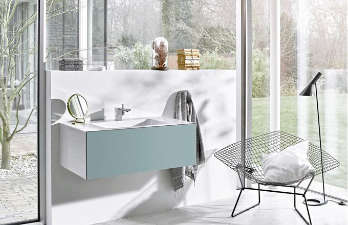 Zařiďte si obytnou koupelnu minimalisticky