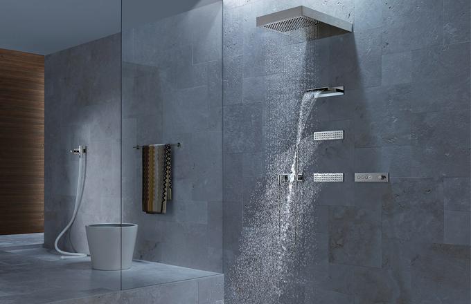 Přivítejte v koupelně období monzunů