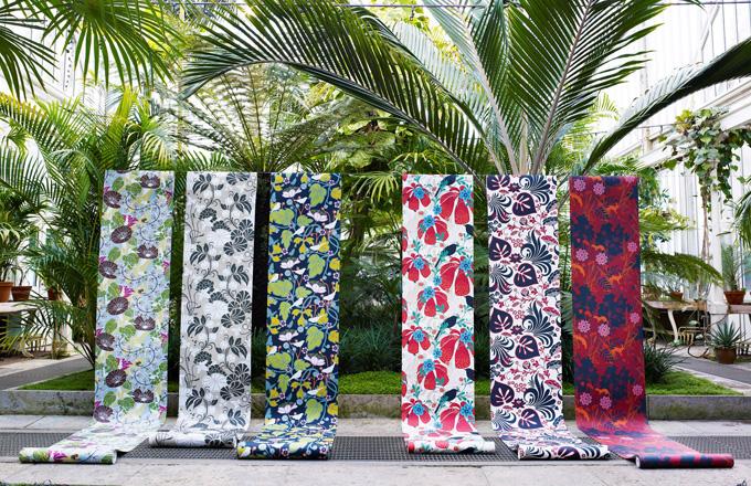 Květinové vzory nepatří jen do světa módy!