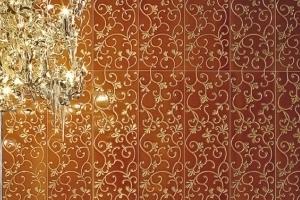 Obklady Aimée (Villeroy & Boch), ručně malovaný dekor 30 x 90 ...