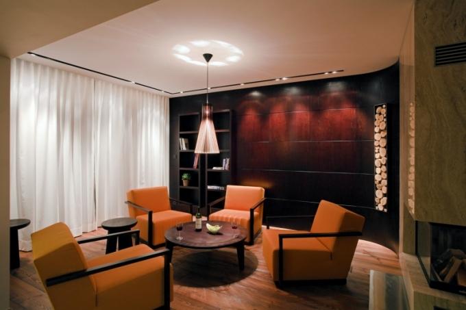 Nacházíte se zde moderní byt byty zhmotnělý luxus uprostřed