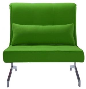 Moderní byt | Vybavte si interiér křesly v zelené barvě