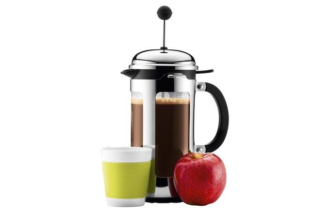 Stačí jen zapnout kávovar a den je veselejší!
