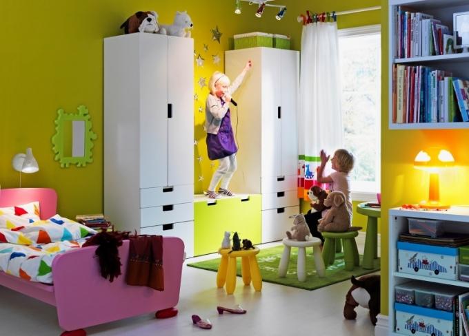 Svetlo detske deti svitidlo lampa moderni ikea byt bydleni facebook (13) 51c05475af578 680x488