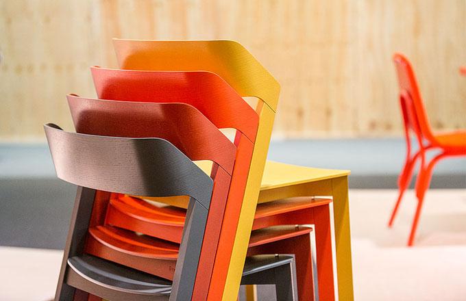 TON na veletrhu IMM: pestrá paleta nových barev