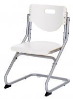 Židle Chair Plus White