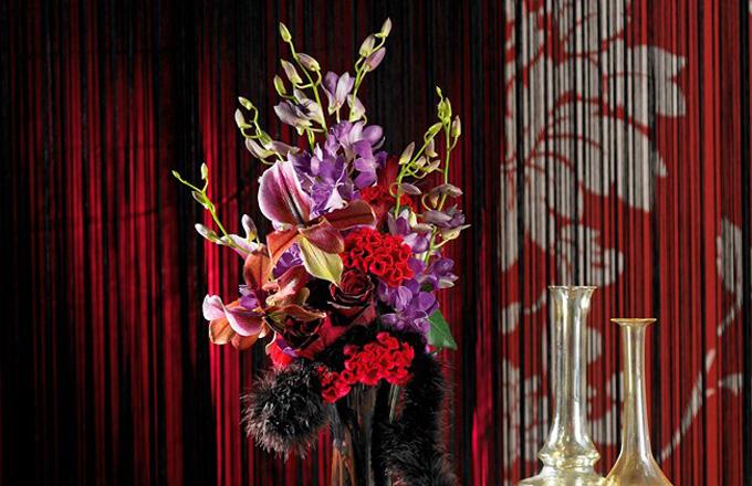 Květinové inspirace pro dokonalou eleganci