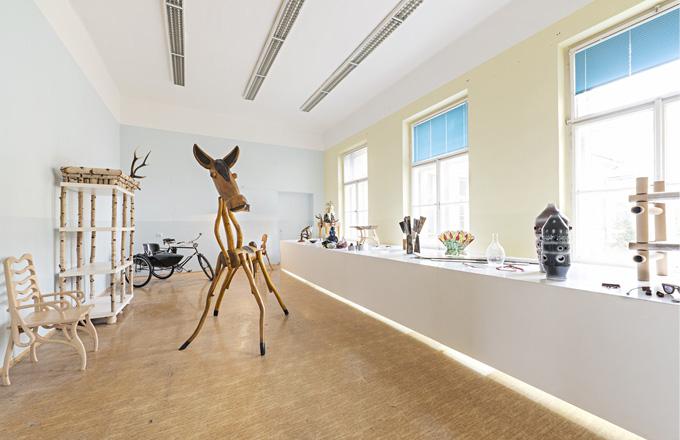 Designblok otevře výstavu amatérského designu