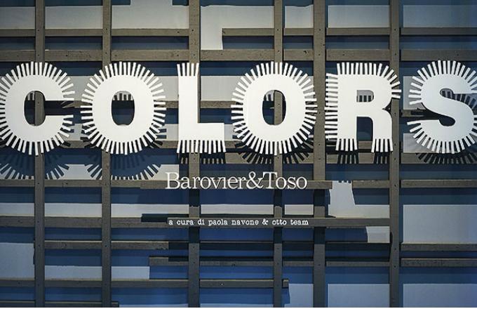 Colors od designérky Paoly Navone