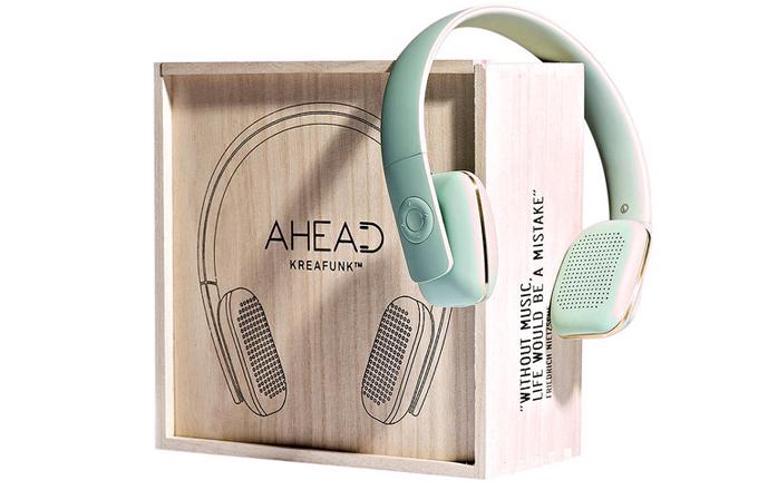 Stylová sluchátka pro designový poslech