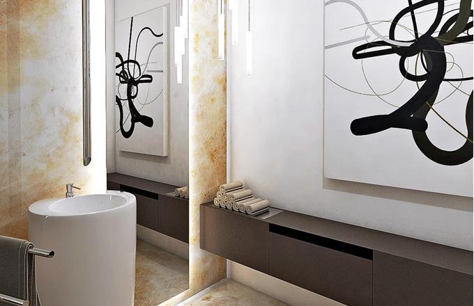 Jaké jsou trendy v oblasti koupelen?