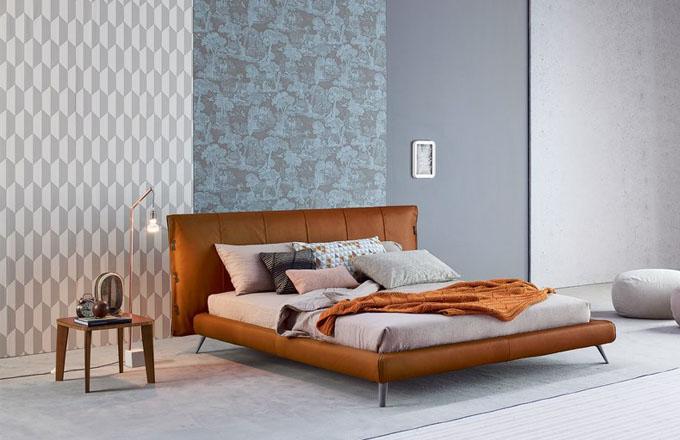 Čelo postele a jeho významná role v interiéru