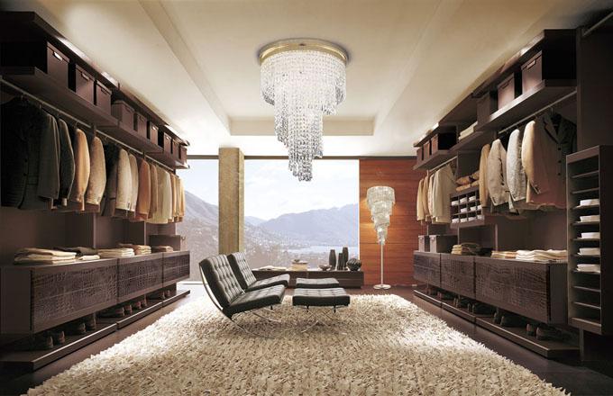 Chcete sladit šatník s interiérem? Řekneme jak