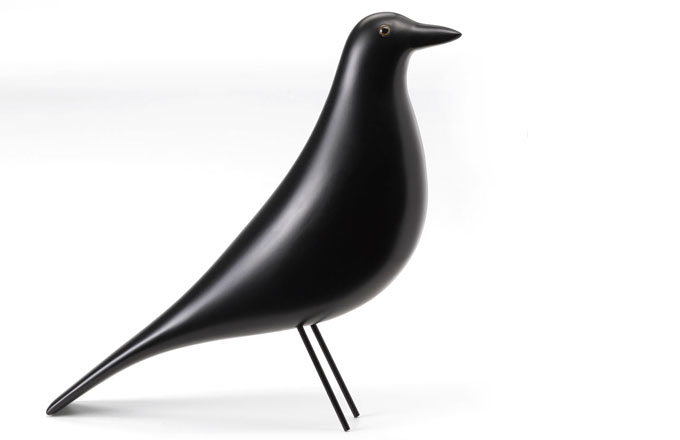 Prostá a samoúčelná krása: Eames House Bird