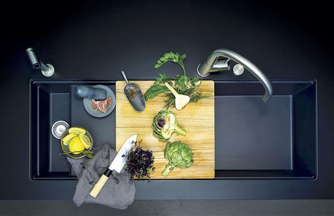 Kuchyně se mění po vzoru profesionálů