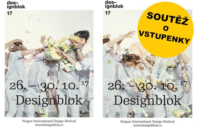 Výherci soutěže o 20 vstupenek na Designblok
