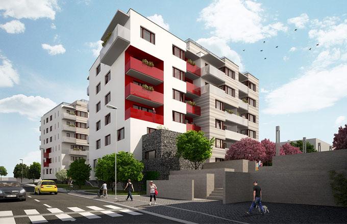 Skanska: bytový dům recyklující pitnou vodu