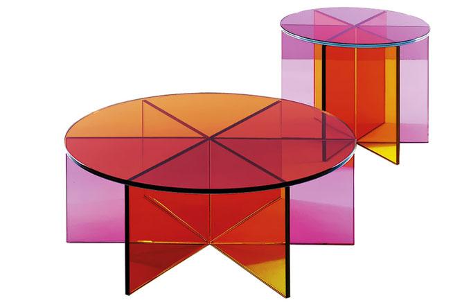 Tipy na transparentní nábytek a doplňky