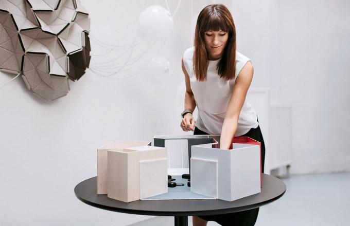 Das Haus designérky Lucie Koldové