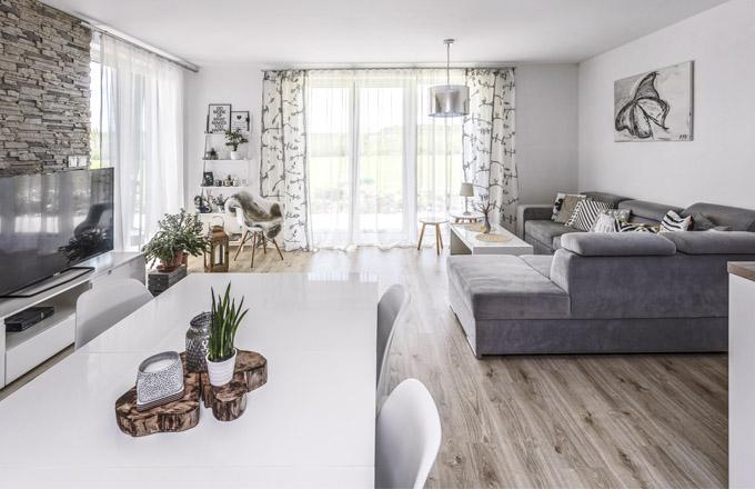 Z podnájmu k vlastnímu bydlení
