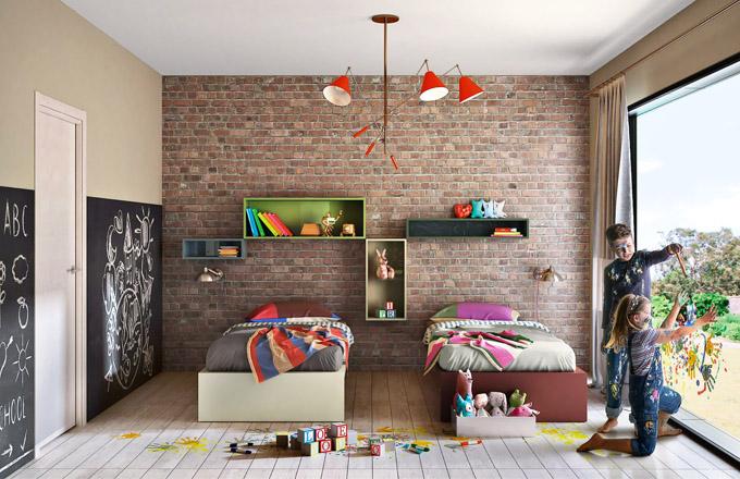 Jak zařídit pokoj pro kreativní děti?