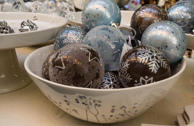 Zimní scenérie vytvoří vánoční atmosféru